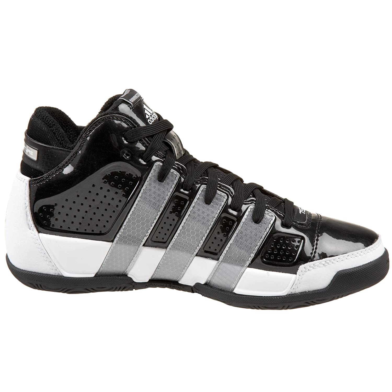 Adidas Men's TS Commander LT Team Basketball Shoe, Black