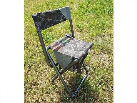 Sutter sedia portatile pieghevole con borsa da litri da