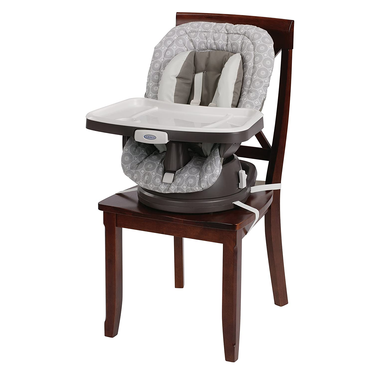 Amazon Graco Swivi Seat 3 in 1 Booster High Chair Abbington