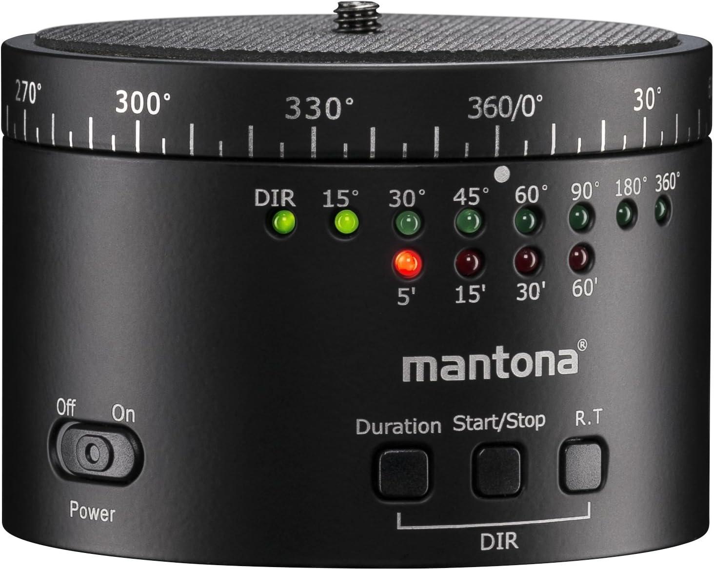 Mantona Turnaround 360 Revision 2 Elektronischer Kamera