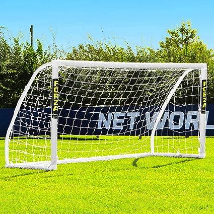 4ft Football Soccer Goal Post Net For Kids Outdoor Football Match Train ki