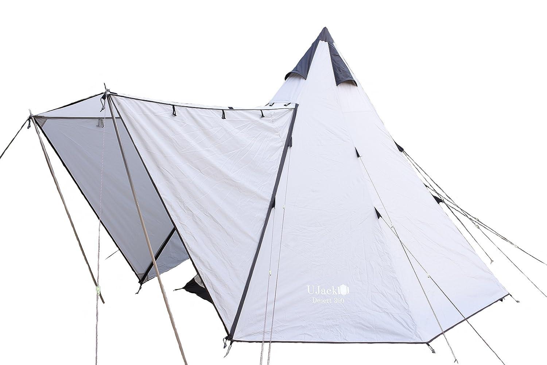 UJack (Yu jack) tent one pole tent inner cotton Desert 300