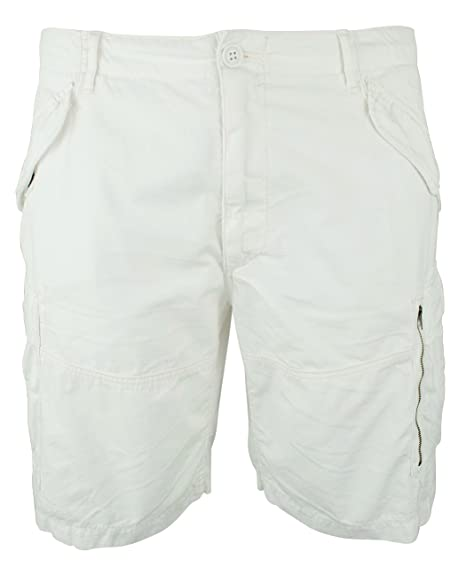 ffb76fa600 ... greece polo ralph lauren mens classic fit ripstop cotton cargo shorts  40 white 49ee9 f87cb