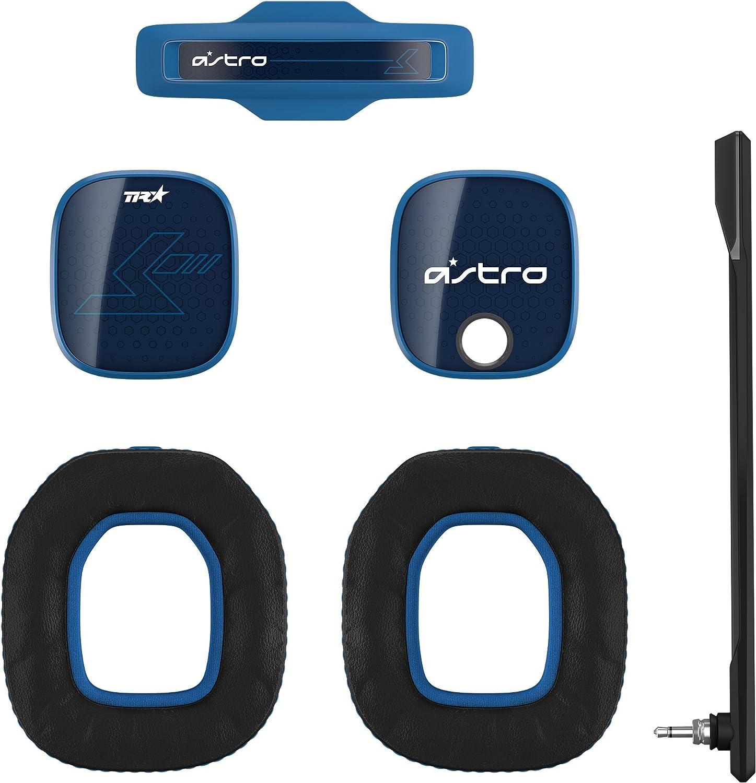 ASTRO Gaming A40 TR Mod Kit para Auriculares Gaming, Gen 3, Microfóno y Almohadillas con Aislamiento de Ruido, Etiquetas Posteriores Cerradas,Mod Kit, ...