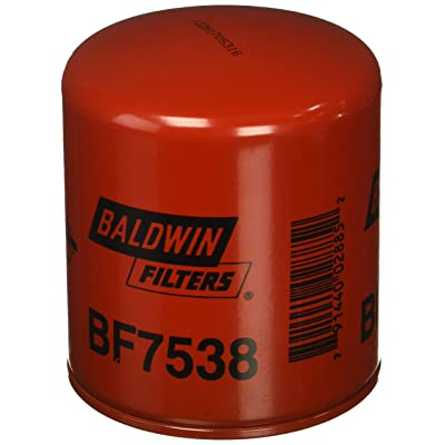 Baldwin Heavy Duty BF7538 Fuel Spin-On Filter: Automotive