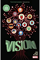 Vision: The Complete Series (Vision: Director's Cut (2017)) Kindle Edition