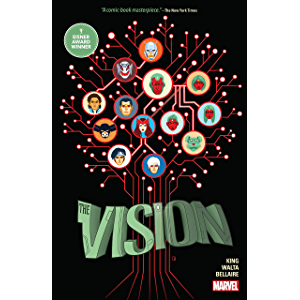 Vision: The Complete Series (Vision: Director's Cut (2017))