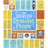 Step-by-Step Drawing People (Activity book)