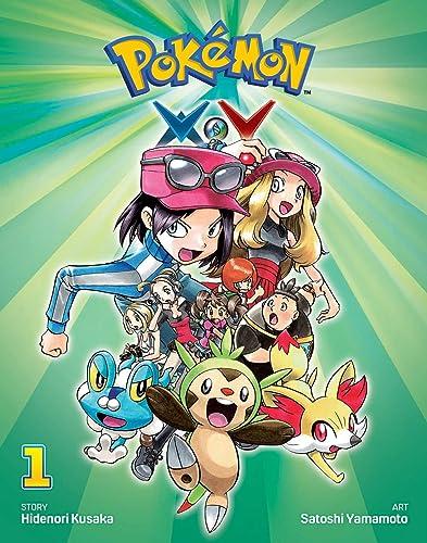 Pok�mon X�Y; Vol. 1 (Pokemon)