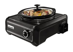 Crock-Pot SCCPMD2-CH Hook Up Connectable Entertaining System