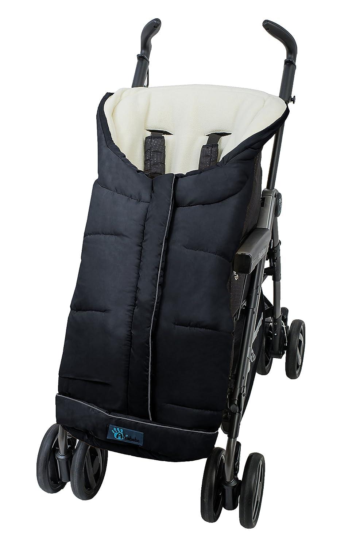color azul marino Saco de invierno para silla de coche Altabebe Active Line 0-12 meses