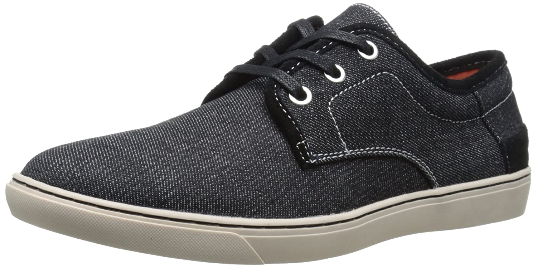 Amazon.com   CK Jeans Mens Zander Denim, Black, 7 M US   Fashion Sneakers