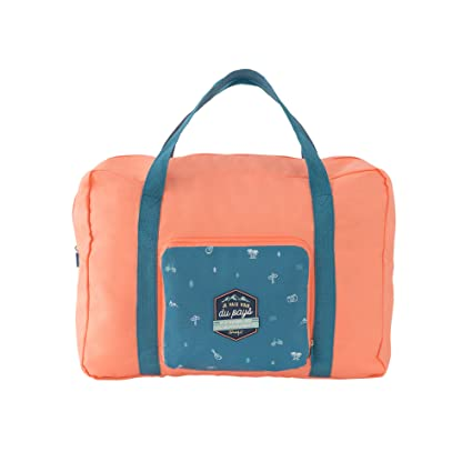 Mr. Wonderful woa08989fr plegable bolsa de viaje