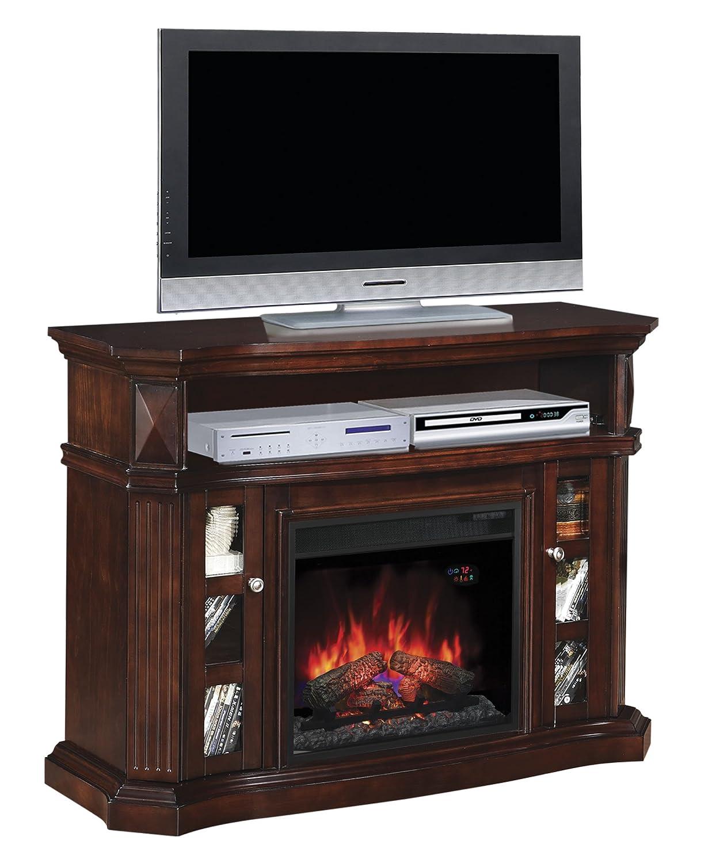 amazon com classicflame 23mm774 e451 bellemeade tv stand for tvs