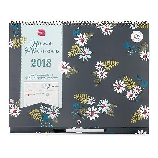 4 opinioni per Boxclever Press Calendario planner casa 2017–2018 Organiser per la famiglia