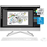 HP 24-inch All-in-One Touchscreen Desktop Computer, Intel Core i7-1065G7 Processor, 16 GB RAM, 512 GB SSD, Windows 10 Home (2
