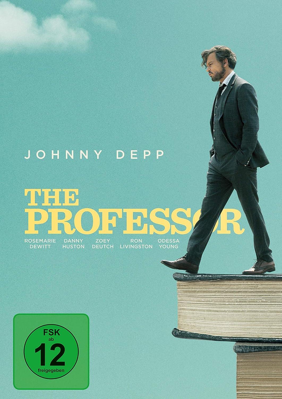 The Professor [Alemania] [DVD]: Amazon.es: Johnny Depp ...