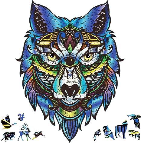 Bois Wolf-DECO BRICOLAGE 3-50 cm