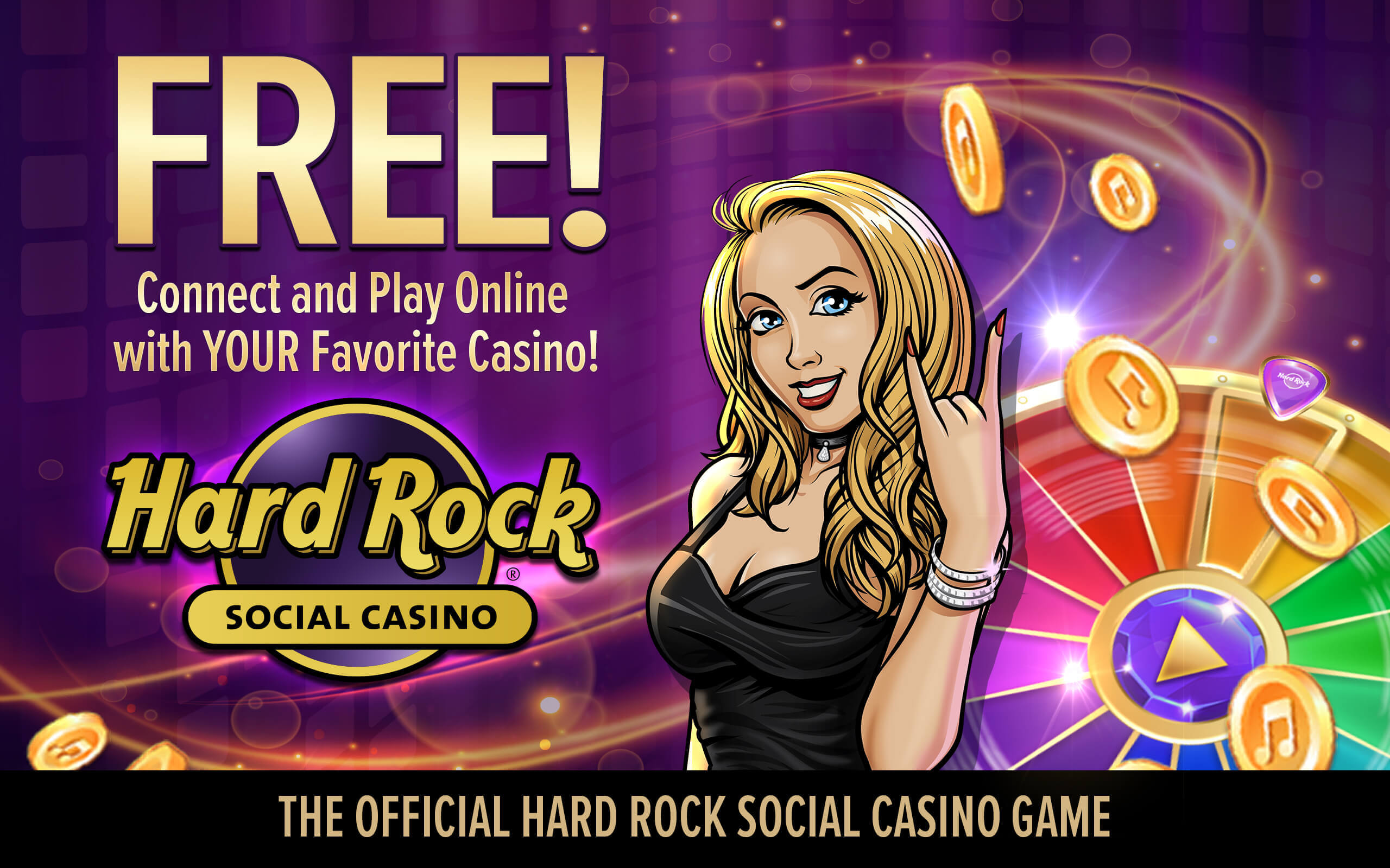 Is Hard Rock Casino Free