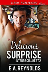 Delicious Surprise  [Interracial Heat 2] (Siren Publishing Classic ManLove) Kindle Edition