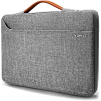 tomtoc 360 Protective Laptop Sleeve Case for 16-inch New MacBook Pro 2021-2019 A2485, Dell XPS 15, Surface Book 3/2 15…