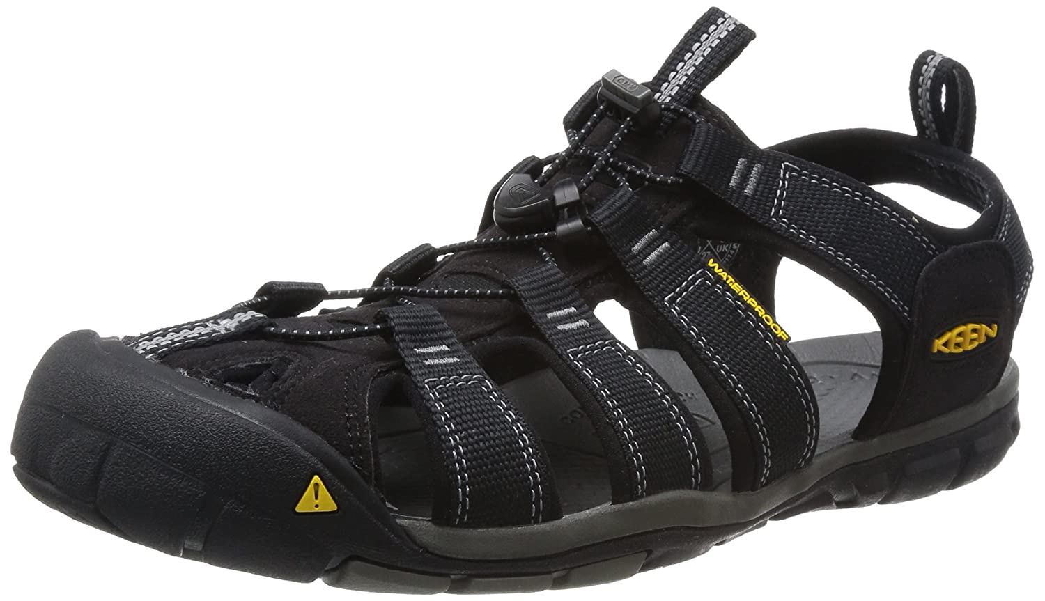 399d921799dfeb KEEN Men's Clearwater CNX M-Raven/Burnt Henna Sandal: Amazon.co.uk: Shoes &  Bags