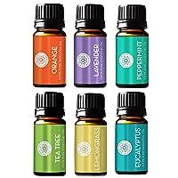 Pure Body Natural Essential Oils Set