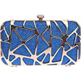 Fawziya Water Cube Mini Glitter Box Purse Fashion Clutch Bags For Women Evening Bags