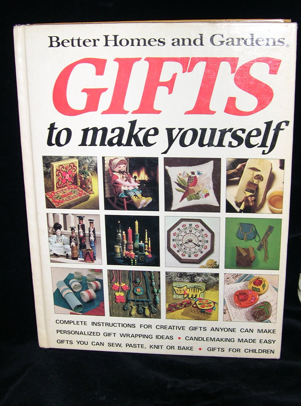 Better homes and gardens gifts to make yourself don dooley better homes and gardens gifts to make yourself don dooley 9780696006005 amazon books solutioingenieria Gallery