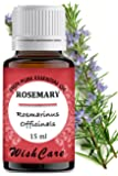 WishCare Rosemary Essential Oil 15 ML - 100% Pure, Undiluted & Natural