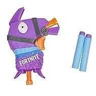 NERF Fortnite Llama Microshots Dart-Firing Toy Blaster & 2 Official Elite Darts