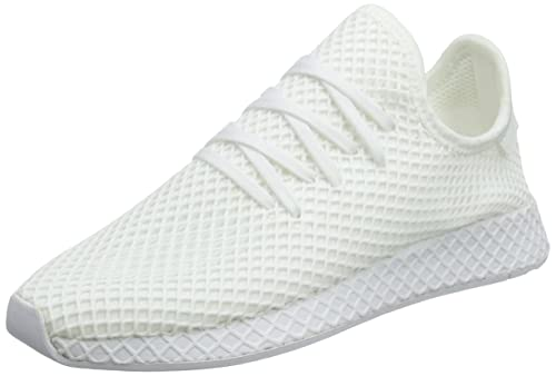 adidas Originals Men's Deerupt Runner, Ftwwht Sneakers-10 UK ...