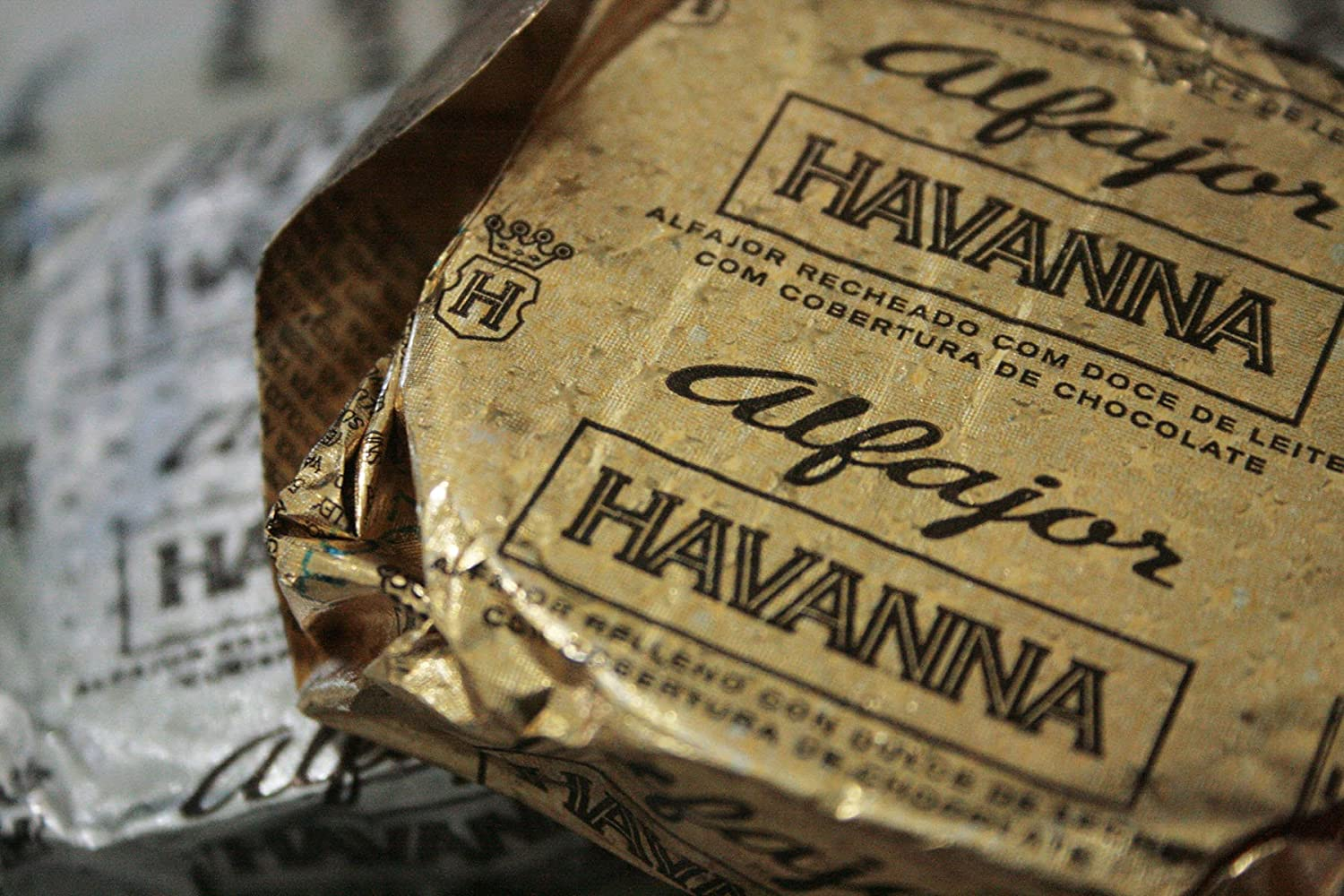 Amazon.com : Havanna Alfajores - Box of 12 Units (Chocolate) : Grocery & Gourmet Food