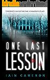 One Last Lesson (DI Angus Henderson 1)