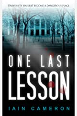 One Last Lesson (DI Angus Henderson 1) Kindle Edition