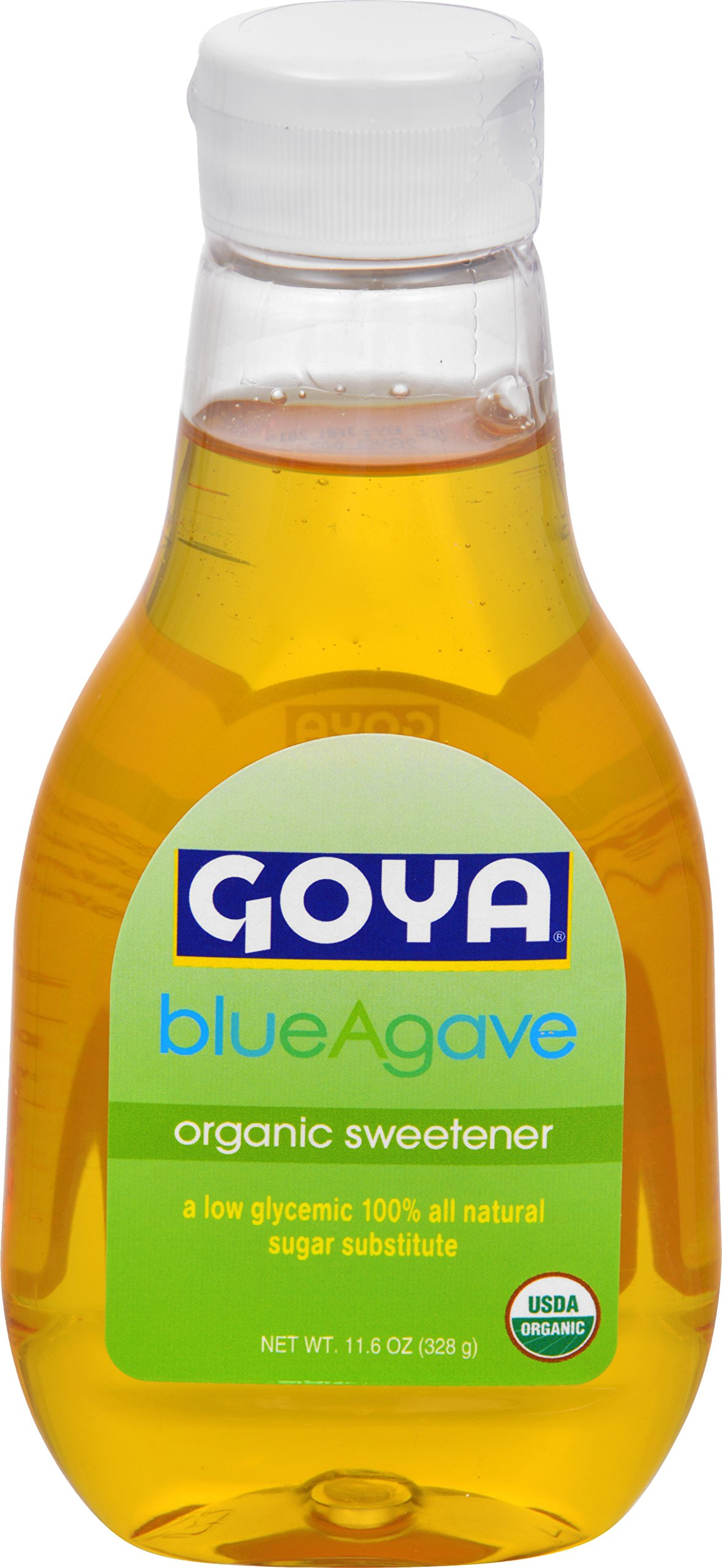 Goya Foods Blue Agave Organic Sweetener, 11.5 Ounce (pack of 12)