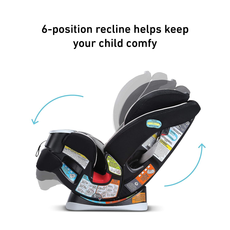 4cf67b742f14c8 Amazon.com : Graco 4Ever 4-in-1 Convertible Car Seat, Studio : Baby