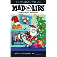 Stocking Stuffer Mad Libs: World's Greatest Word Game
