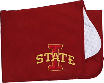 for Baby Boy or Girl FAST ASLEEP NCAA Iowa State Cyclones Bib Set 3 Pcs