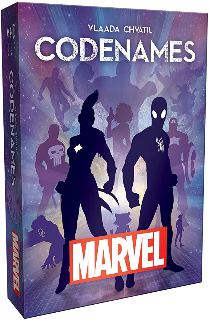Codenames Marvel Card Game: Amazon.co.uk: Kitchen & Home