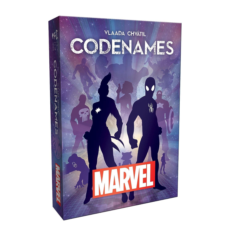 CE011-000 Accessory Consumer Accessories USAopoly Marvel Codenames Inc