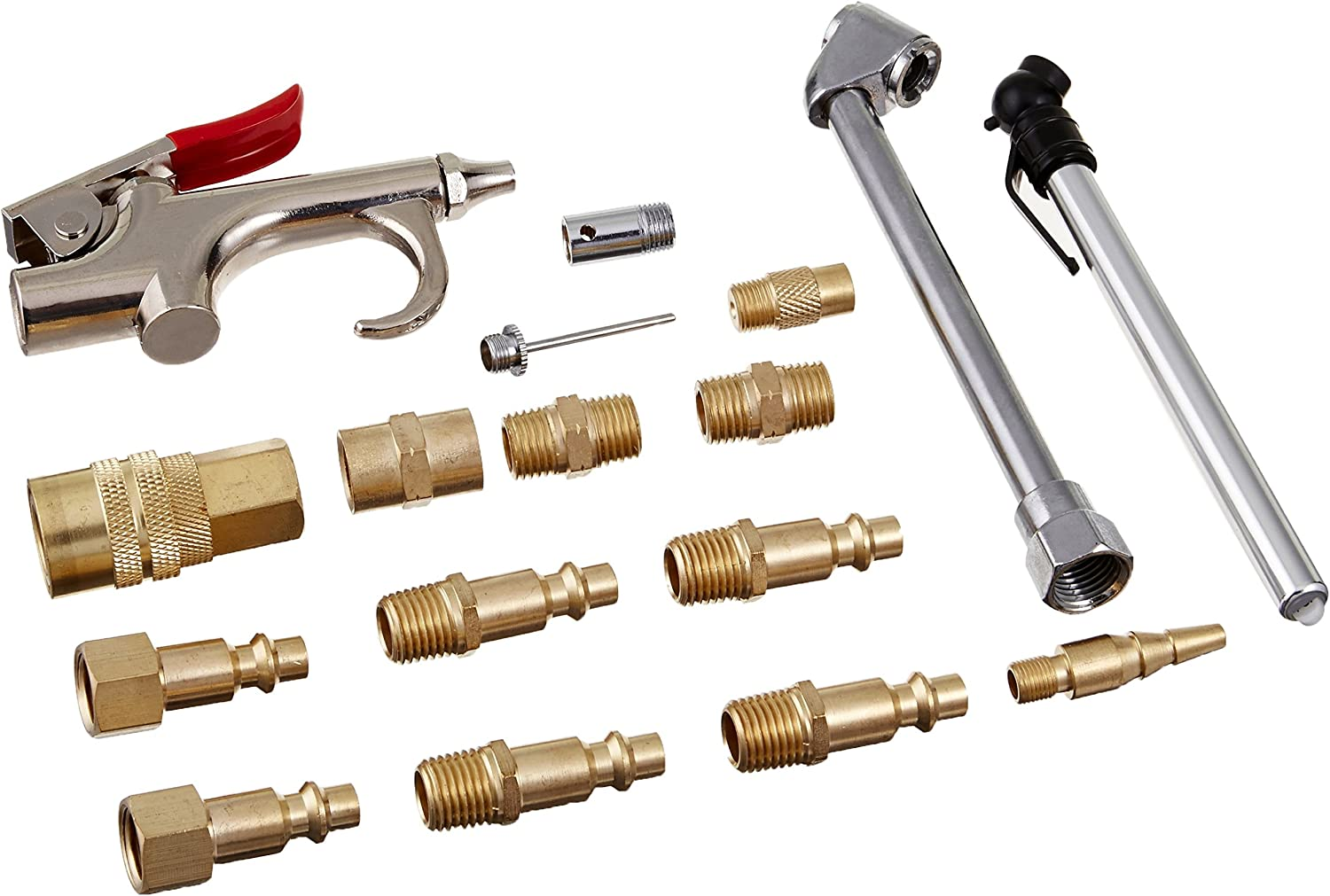 17 Piece Air Tool Accessory Kit