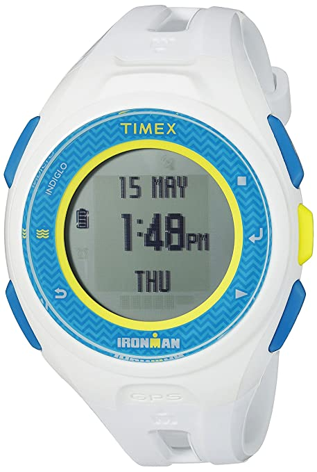 7f53dab6b Timex Men's TW5K95300F5 GPS Premium Digital Display Quartz Watch ...