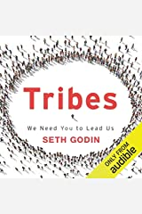 Tribes: We Need You to Lead Us Audible Audiobook