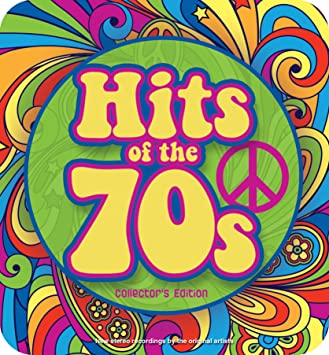 HITS OF THE 70s 3 CD Box Set Limited Edition Tin