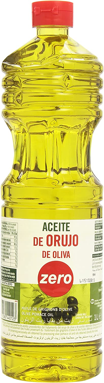 Zero - Aceite de orujo de oliva, 1 L