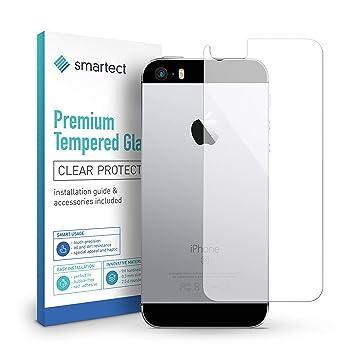 smartect Protector de Pantalla Trasero para iPhone SE / 5 / 5s / 5c [Trasero]: Amazon.es: Electrónica