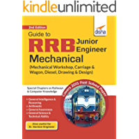 Guide to RRB Junior Engineer Mechanical 2nd Edition