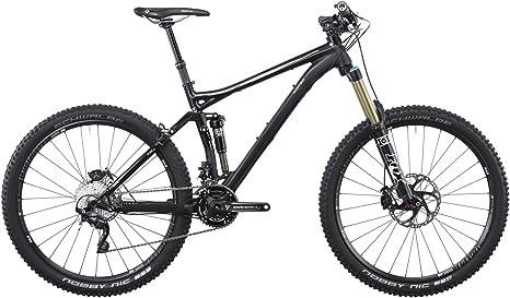 VOTEC VM Pro - Bicicleta XC/Trail - negro Tamaño del cuadro 38 cm 2015 MTB Fully: Amazon.es: Deportes y aire libre