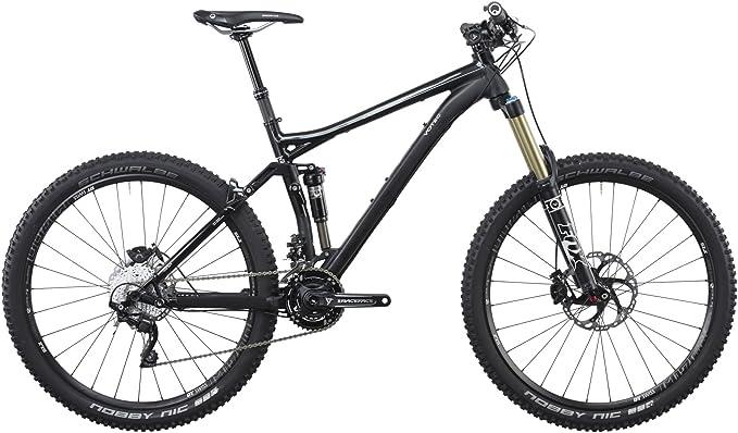 VOTEC VM Pro - Bicicleta XC/Trail - negro Tamaño del cuadro 38 cm ...